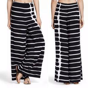 Marimekko for Target Palazzos Pants White Black
